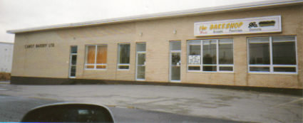 Cabot Bakery in its last location on Cromer Avenue. (Jim Paddock)