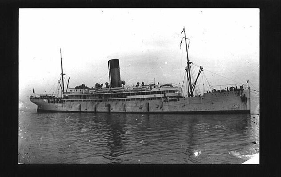 HMS Patuca was a converted banana boat fitted with 6 inch and 3 pound naval guns. Her log books can be read here: http://old.oldweather.org/vessels/4caf898dcadfd34197027055/logs