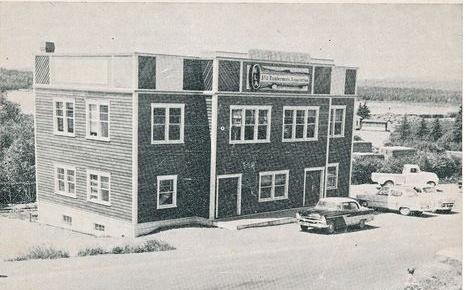 lumbermens hall gf