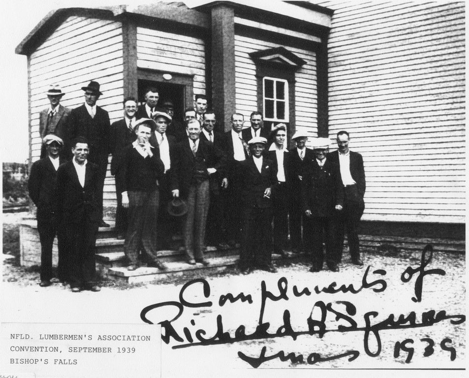 Early Convention of the NLA 1939. (Point Leamington Heritage Society)