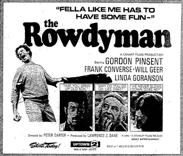 rowdyman poster