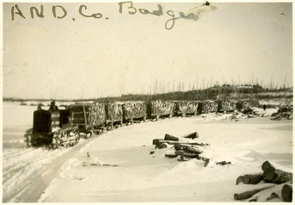 Holt at badger 1938