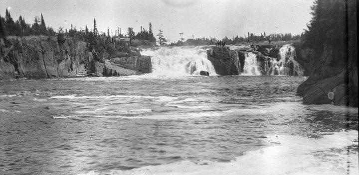 Grand falls falls 1903