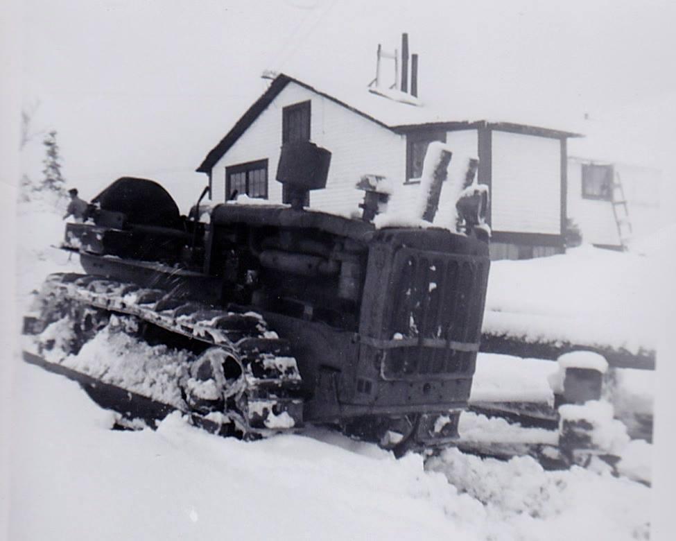 Tractor BF Depot -Art Marsh