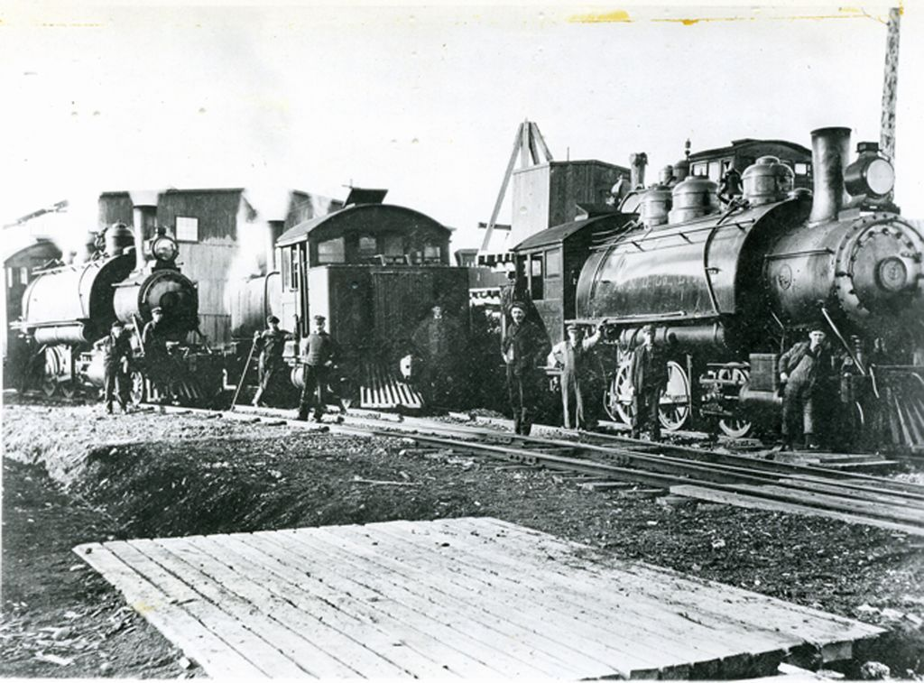 botwood rr first engines