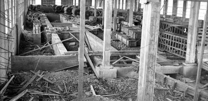Glovertown mills cons machinery