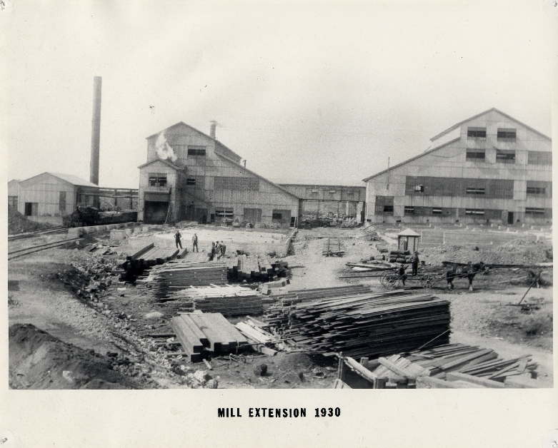 buchans mill and mine
