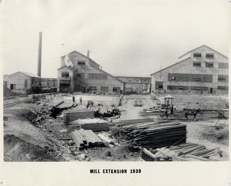 buchans mill and mine