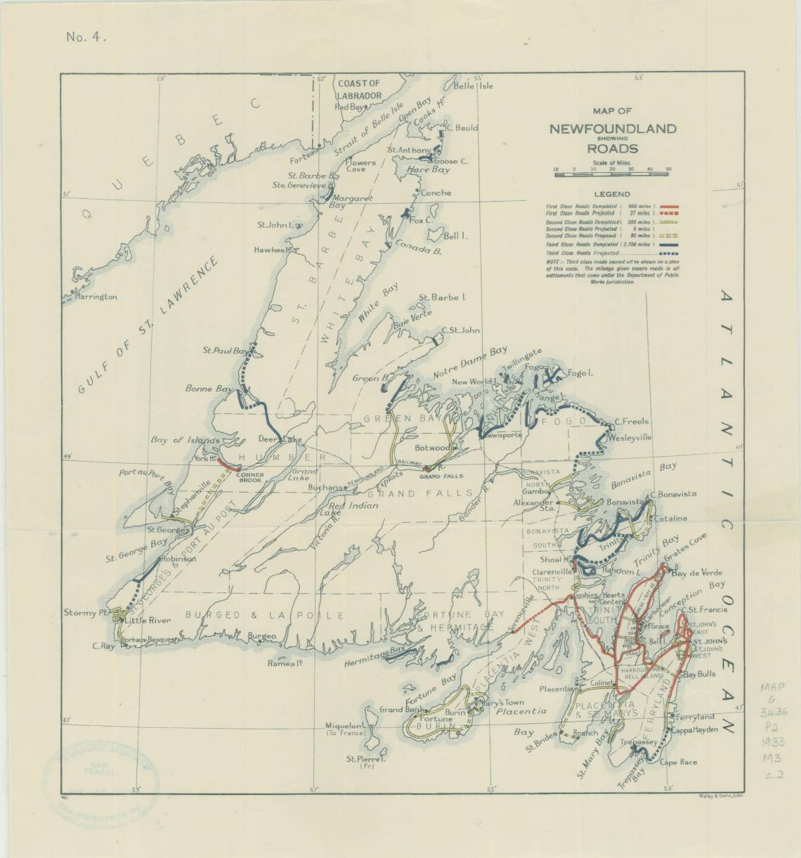 Map_of_Newfoundland_showing_roads