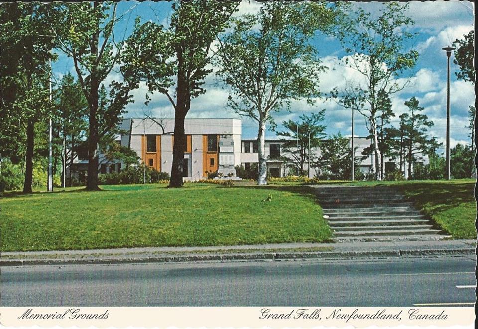 GFA elementary post card