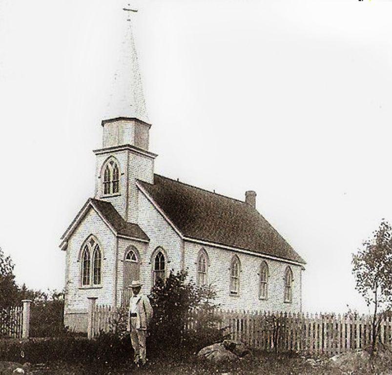presby church old gfhs