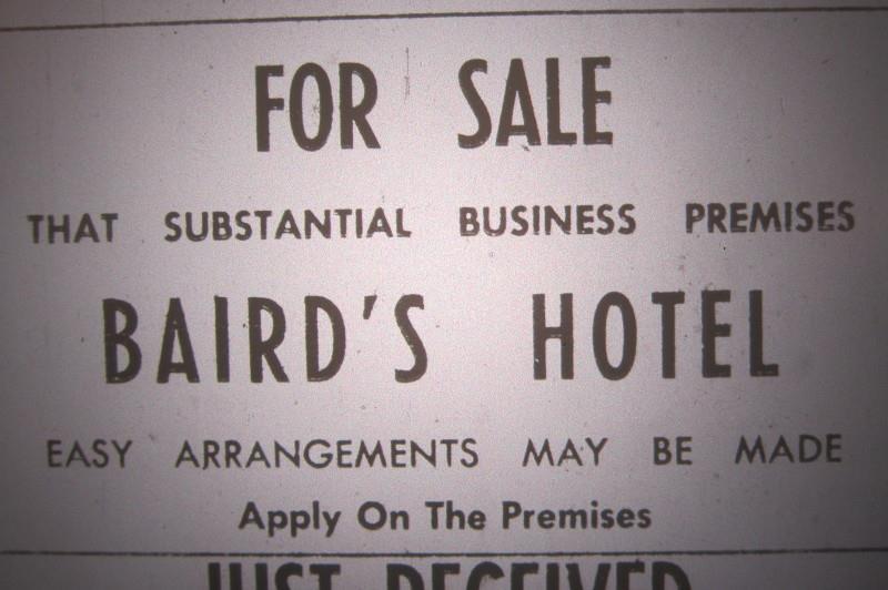 bairds hoel 1954.jpg