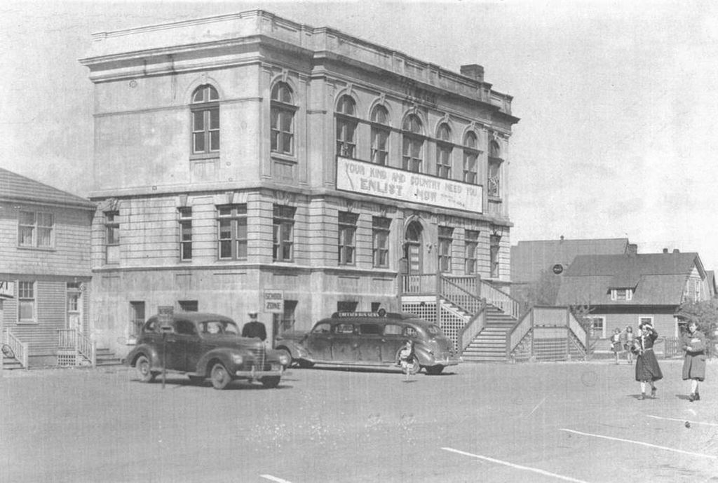 Post Office WW2