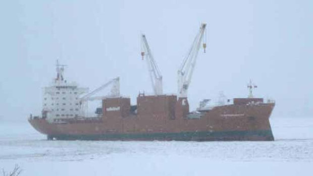 Last paper ship botwood cbc.jpg