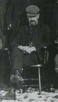 Willima Scott Mill Manger 1906