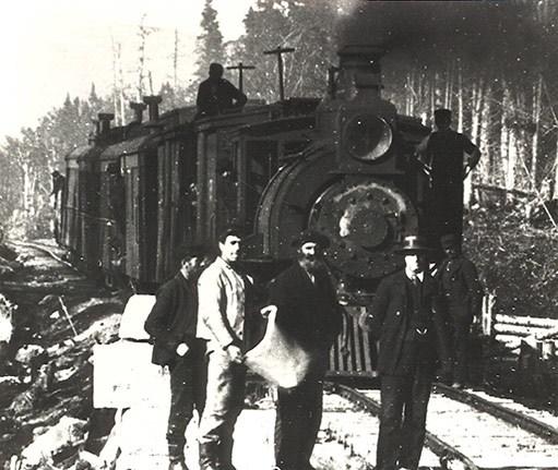 Building the Railway west coast
