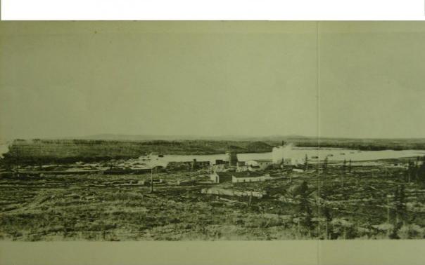 Grand Falls Sawmill 1908