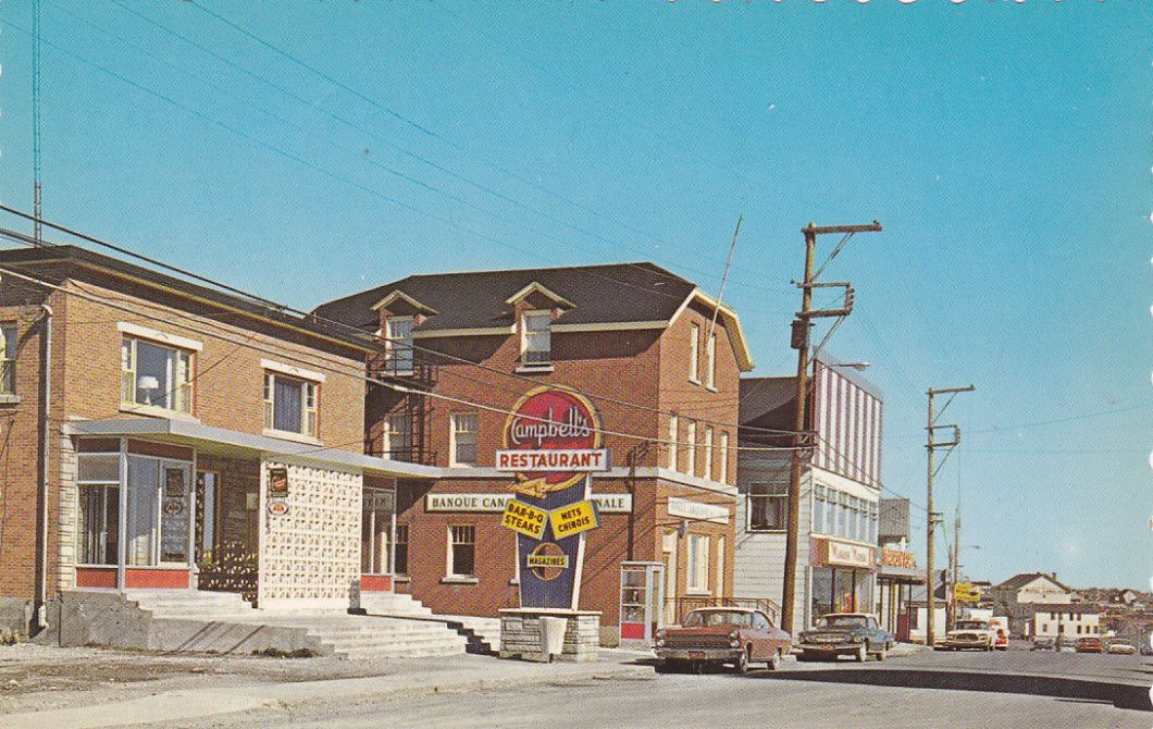 Chandler Quebec post Card 1960s.jpg