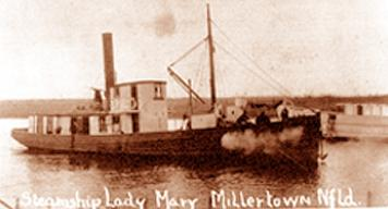 Lady Mary Millertown