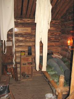 Bunkhouse loggers museum.JPG
