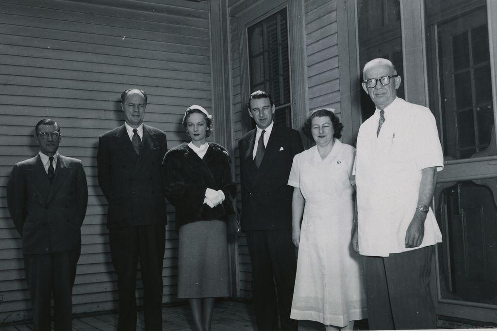 John Forbes Brown Hospital 1954.jpg