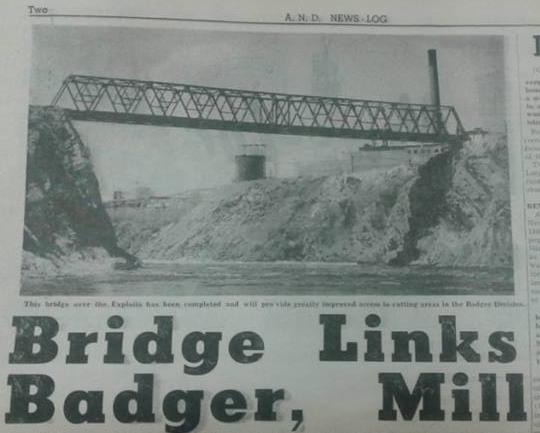 Mill Bridge 1962