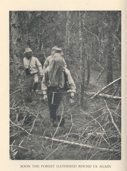 Public School Explorers in woods .JPG