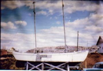 Captian Tom Boat Jim Paddock