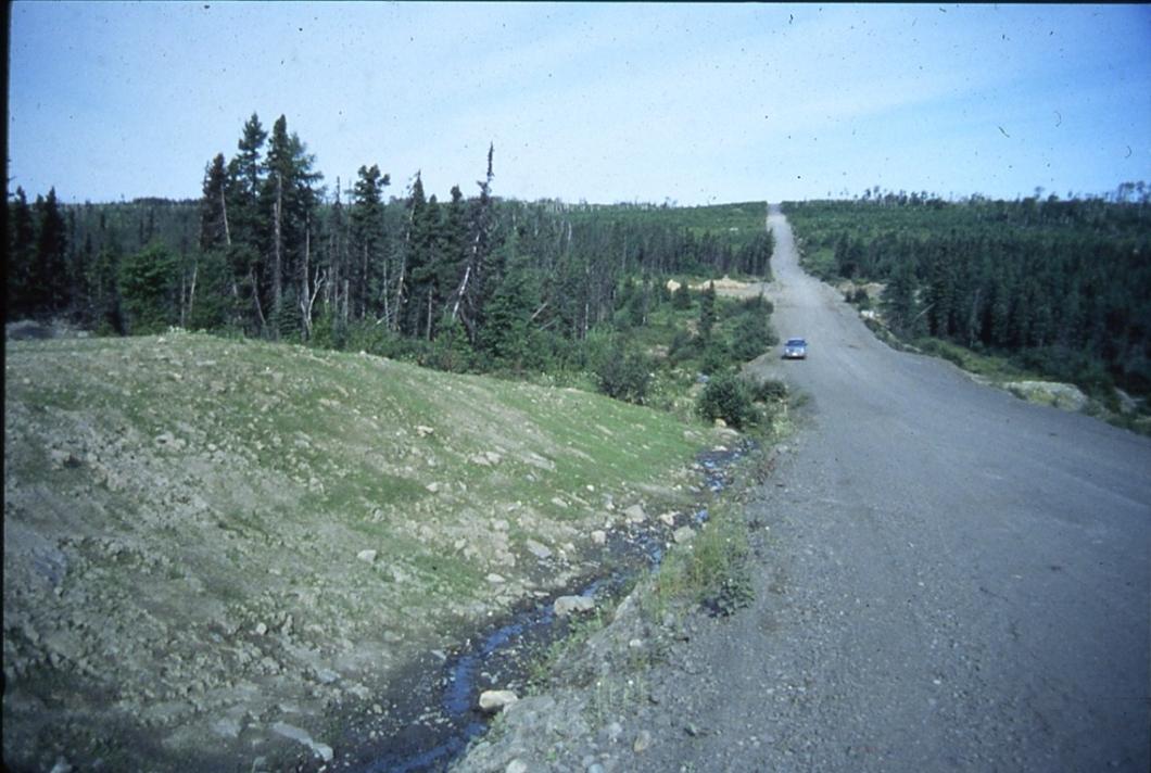 Woods Road Abitibi KS