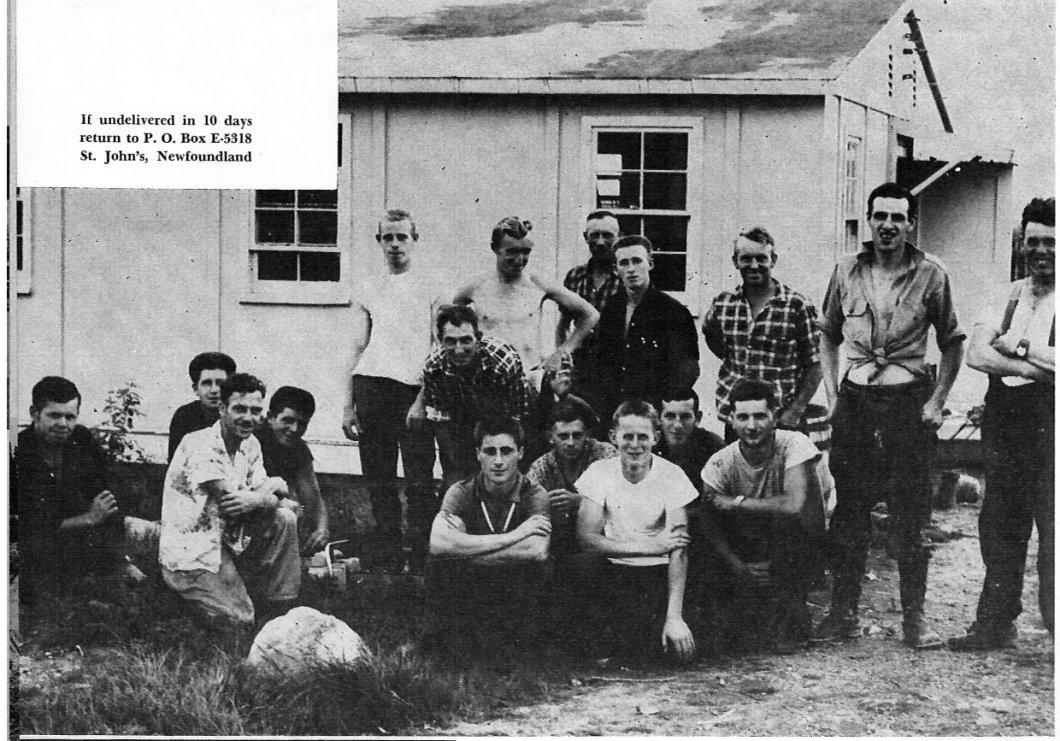 Pearce Pentons Camp 1960