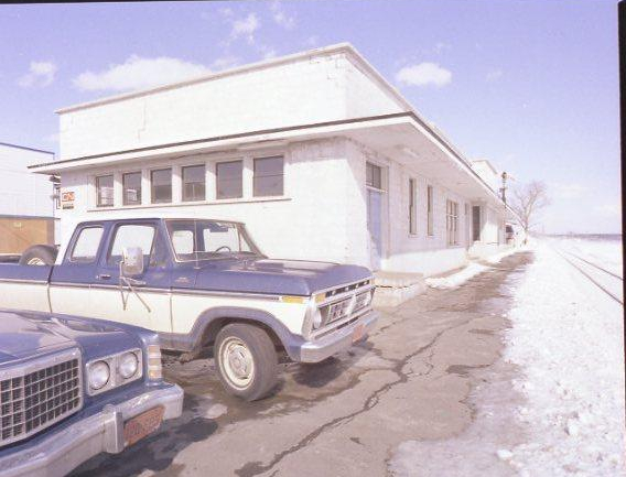 grand falls station 70s