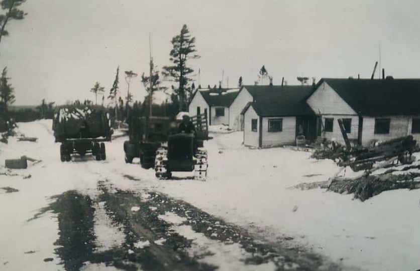 Les Harris Camp New Pond