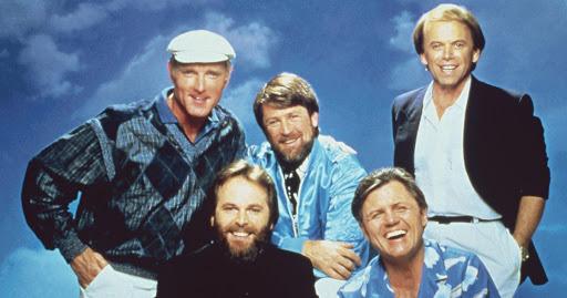 Beach Boys 1990